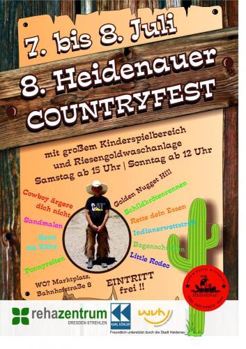 2018 - 8. Heidenauer Countryfest